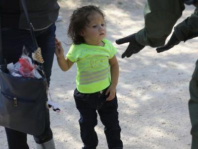 Many of the children who were separated from their parents are too young or distraught to apply for asylum alone - and lawyers have no idea how to help them