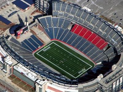 Gillette Stadium may host games in 2026 World Cup
