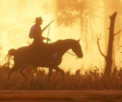 The UK Chart Christmas No.1 is Red Dead Redemption 2