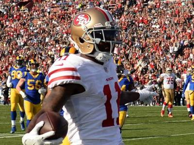 49ers sign WR Marquise Goodwin to 3-year extension