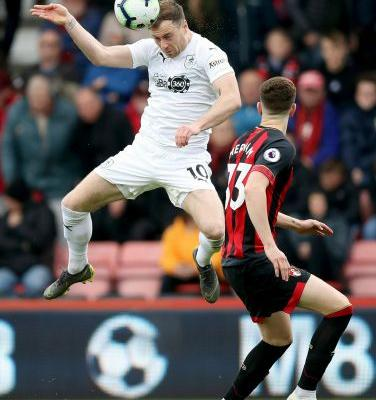 Burnley takes big safety step with 3-1 win at Bournemouth
