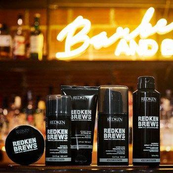 NEW REDKEN BREWS for Men!