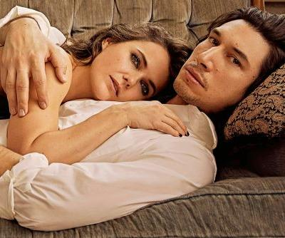 'Burn This' review: Adam Driver, Keri Russell sizzle in love dance