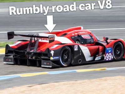 The Best-Sounding Prototypes At Le Mans Don't Take Part In The Main Race