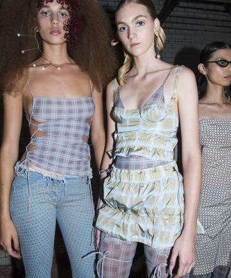 Fashion East: Ready-to-Wear SS19