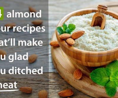 24 Almond Flour Recipes That'll Make You Glad You Ditched Wheat