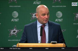 Jim Montgomery on Stars 1-0 Win vs. Sabres