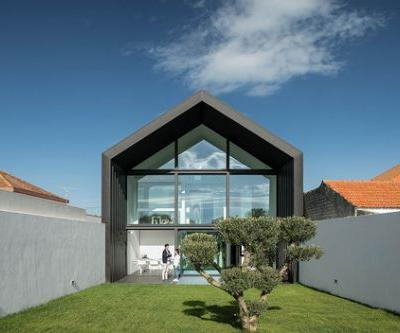 Arch House / FRARI - architecture network