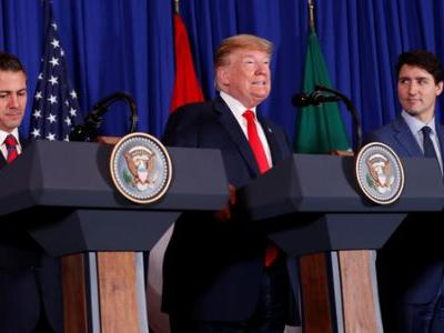 USMCA: Trump Signs New Trade Agreement With Mexico And Canada