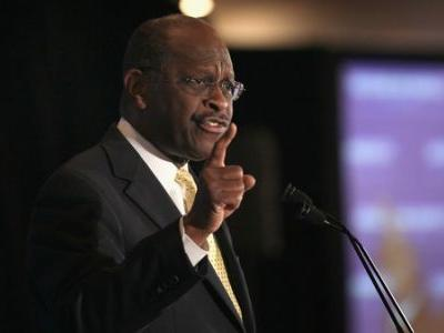 Trump To Recommend Pizza Magnate Herman Cain For Fed Post