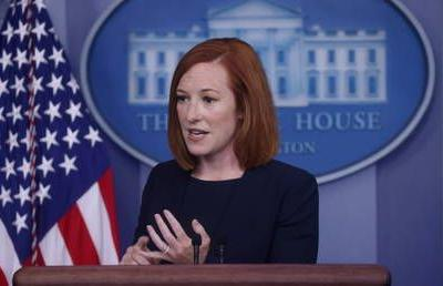 'Why do you need to have that information?' White House REFUSES to reveal number of 'breakthrough cases' in Covid-infected staff
