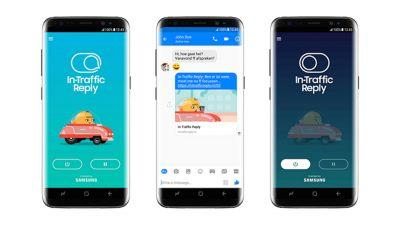 Samsung's new app aims to tackle driver distraction