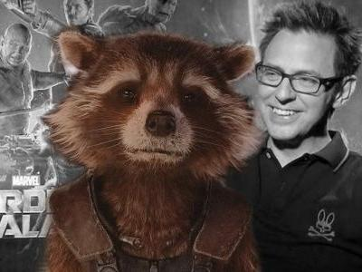 Is Rocket James Gunn's Secret Guardians of the Galaxy Easter Egg?