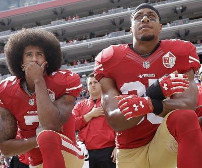 NFL considering turning anthem kneel into actual game penalty