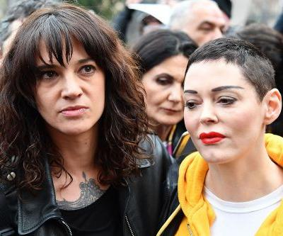 Asia Argento threatens to sue Rose McGowan over underage sex allegation