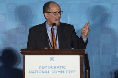 Tom Perez is the next chair of the Democratic National Committee