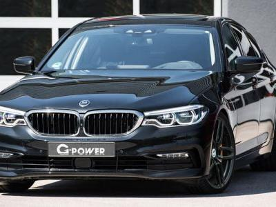 G-Power Pumps New Blood Into Certain BMW 5-Series Models