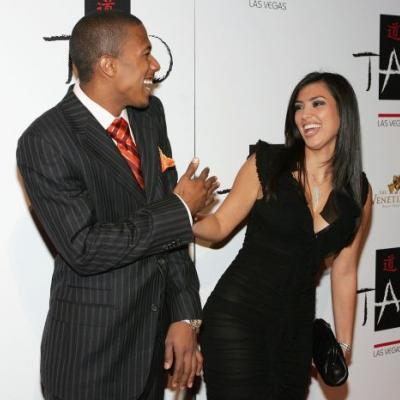 Remember When Nick Cannon And Kim Kardashian Dated? See Their Best Pics!