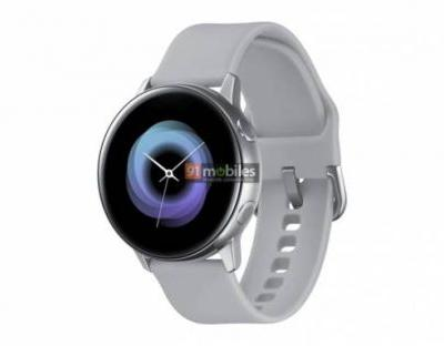 Galaxy Watch Active specs leak leaves one question unanswered
