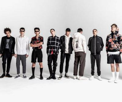 Exclusive: First Look at STAMPD's Punk-Meets-Prep SS19 Collection