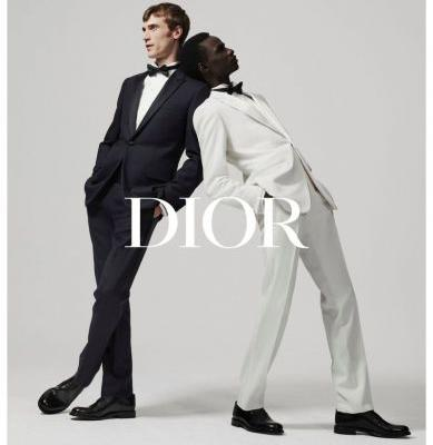 Clément, Malick + More Star in Dior Men Fall '19 Tailoring Campaign