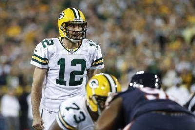 Aaron Rodgers returns to practice for Green Bay Packers