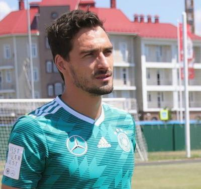 Hummels ruled out of Germany clash with Sweden