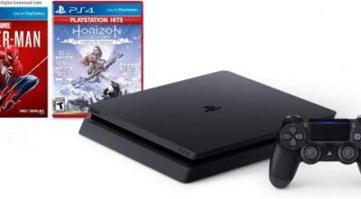 Grab this incredible Prime Day PS4 bundle with Spider-Man and Horizon Zero Dawn for only $250