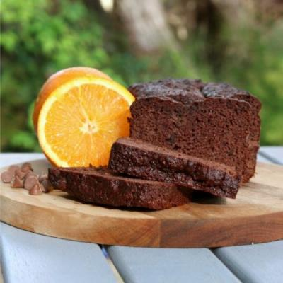 Paleo Chocolate Orange Cake