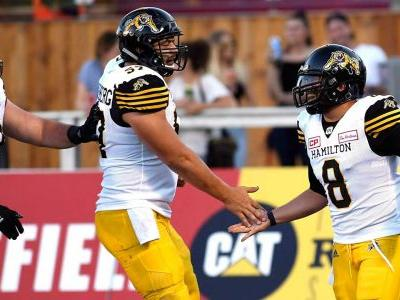 Tiger-Cats sign versatile lineman Revenberg to multi-year extension
