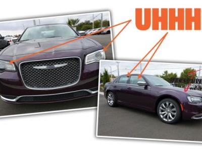 Is A Factory Screwed-Up Car Cool?