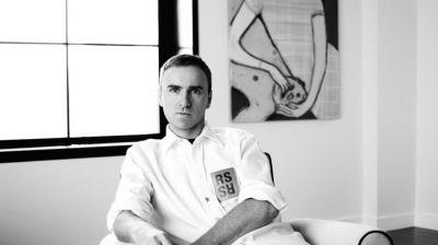 Raf Simons to show his first Calvin Klein collection with both mens and womenswear for NYFW