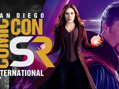Scarlet Witch Will Star In Doctor Strange 2; Connects To Disney+ Series