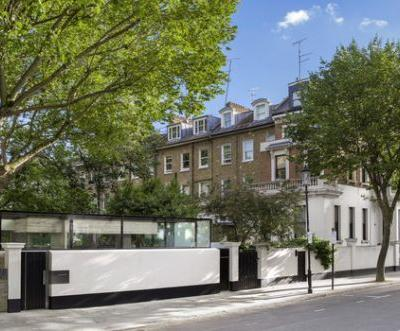 1A Earl's Court Square / Sophie Hicks Architects