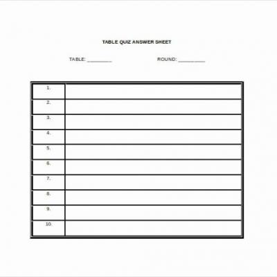 30 Best Of Sign Up Sheet Template Pdf Pictures