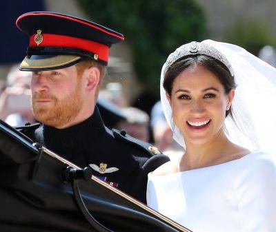 Did Meghan Markle Drop An F-Bomb In Public On Her Wedding Day?