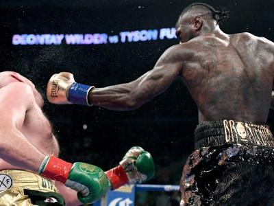 Deontay Wilder feels he 'definitely' beat Tyson Fury