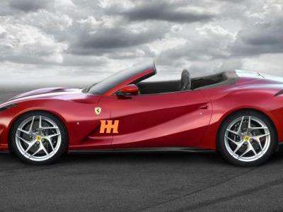 Ferrari Is Planning A Convertible 812 With A Folding Hard-Top