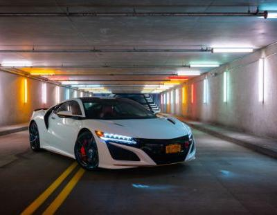 Your Ridiculously Awesome Acura NSX Wallpaper Is Here