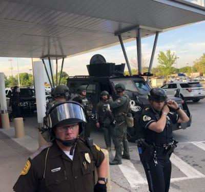 Cownie Responds to Arrest of Des Moines Register Reporter Covering Protests