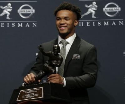 Looks like Kyler Murray could be headed to the NFL draft