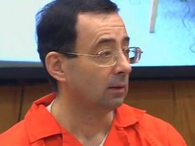 Disgraced former doctor Larry Nassar moved to federal transfer center in Oklahoma