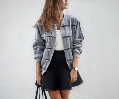 How to Wear Women Bombers and Flight Jackets? | An Ultimate Fashion Guide