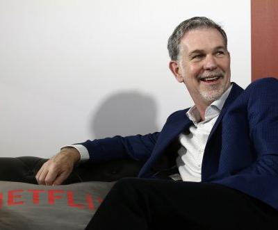 CEO Reed Hastings thinks Netflix is 'inoculated against' a potential regulatory crackdown on tech companies