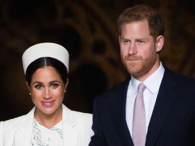 Could Prince Harry and Meghan Markle's Baby Ever Be King or Queen? Here's Where They'd Fall in Line to the Throne