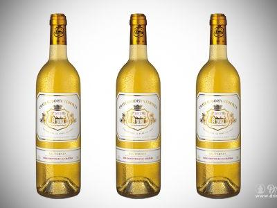 Chateau Doisy-Vedrines 2012: 93 Pts