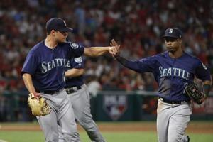 Gonzales goes 7, Freitas homers as Mariners top Angels 3-0