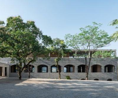 Xinzhai Coffee Manor / TAO - Trace Architecture Office