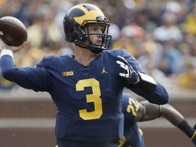 Wilton Speight named UCLA football starting QB for opener