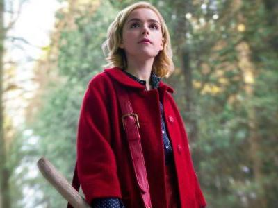 Sabrina Visits the Woods in First Chilling Adventures of Sabrina Photos